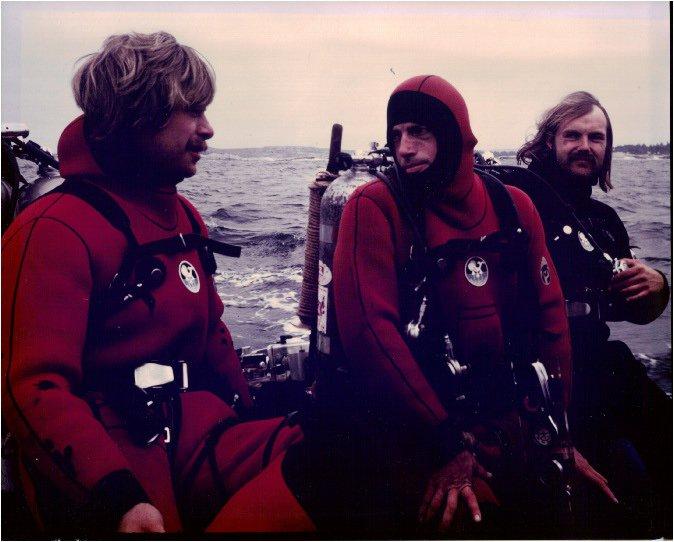 Gene, Gary, and John